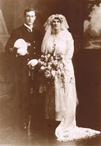 Richard Stanley Veale & Myrtle Elvina Homewood 1916