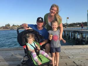 Heatley family
